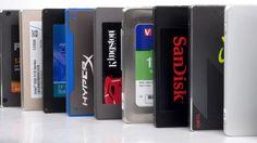 Как выбрать лучший ssd диск?