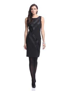 Chetta B Women's Crepe Satin Sheath Dress, http://www.myhabit.com/redirect/ref=qd_sw_dp_pi_li?url=http%3A%2F%2Fwww.myhabit.com%2Fdp%2FB00ENY8EXO%3Frefcust%3DDLQGJZFZ36EXO2Z6O3QF3ES7WQ