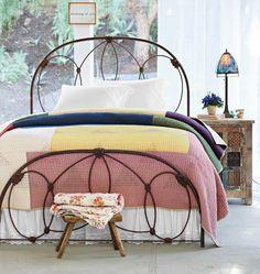 Beds bringing soporific splendor and a soupçon of Napoleonic elegance to your bedroom.