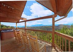 Can't wait for vacation! We are staying in one of these cabins. Aunt Bug's Cabin Rentals in Pigeon Forge, TN.