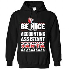 ACCOUNTING-ASSISTANT - Nicelist Xmas 2015 - #birthday shirt #hoodie zipper. FASTER => https://www.sunfrog.com/No-Category/ACCOUNTING-ASSISTANT--Nicelist-Xmas-2015-9396-Black-Hoodie.html?68278
