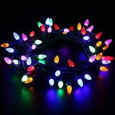 [UL Listed]MAXINDA (TM) Connectable LED String Lights,Dia...