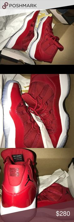 9a32c869b9710 Air Jordan 11 Retro  Win like  96  Brand New  airjordan Jordan Shoes