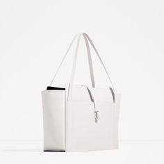 TOTE WITH FRONT POCKET-View all-BAGS-WOMAN | ZARA United States