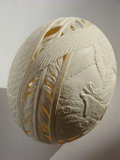 Резные яйца от Елены Фоменко. - Поиск в Google