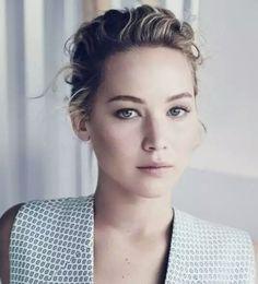 Jennifer Lawrence hair 2015