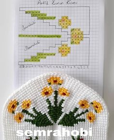 Best 12 kek kek's media statistics and analytics Bobble Crochet, Tunisian Crochet Stitches, Crochet Slippers, Diy Crochet, Crochet Hats, Beading Patterns, Crochet Patterns, Diy Crafts Knitting, Knitted Booties