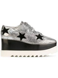 22de57dc4a1d Shop Stella McCartney Elyse lace up shoes Stella Mccartney Elyse