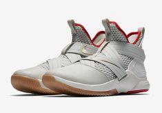 "86f19205abb New Nike LeBron Soldier 12 ""Light Bone"" Release in 2018"