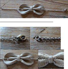 Tuto Bracelet Noeud en Cuir | Scribd