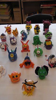 Art 1 pinchpot Monsters