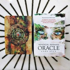 @emma_smallbone posted to Instagram: BACK IN STOCK Mystical Shaman Oracle Deck and Guide book . This POWERFUL deck is an amazing tool for anyone journeying on the spiritual path. . Very effective for Shadow Work. . Have you walked with your shadow self yet?  . #shaman #shadow #shadowwork #shaman #oraclecards #oracle #light #woo #thewooshop  #spirituality #witchy #witchcraft #witchesofinstagram