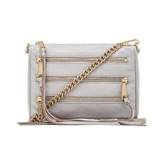 Rebecca Minkoff Mini 5 Zip and other apparel, accessories and trends. Browse and shop related looks.