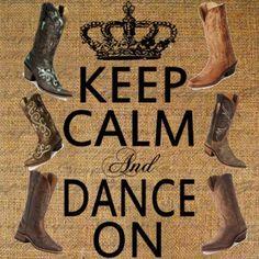 Country dancing=Love!!