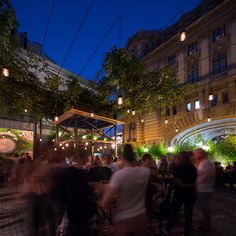 Control Club is a very hip location in Bucharest,a place for culture- not just drinking- and live music, located just near of the old city. Bucharest Romania, Garden Pictures, Old City, Fair Grounds, Old Things, Street View, Architecture, Gallery, Places