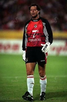 Michel Preud'Homme Football (goalkeeper) Benfica and Belgium Football Love, Retro Football, World Football, Football Kits, Vintage Football, Football Stickers, Football Cards, Good Soccer Players, Football Players
