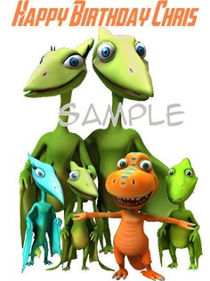 Adoption Issues in PBS Kids show Dinosaur Train