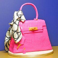 Another handbag cake