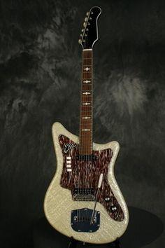 Eko 500-2 1963 White | Reverb