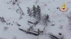 Haunting images and footage show devastation of Italian avalanche Read more Technology News Here --> http://digitaltechnologynews.com  An avalanche likely triggered by an earthquake has buried a hotel in the Italian region of Abruzzo leaving at least 30 people missing.   SEE ALSO: Teen films epic journey to catch flight amidst earthquake rubble  Rescuers have worked relentlessly to reach the four-star Hotel Rigopiano close to Gran Sasso mountain.   A series of earthquakes hit the region…