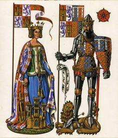 DE REYES, DIOSES Y HÉROES: Juan de Gante y la Casa de Lancaster