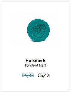 Fondant Hart http://www.ovstore.nl/nl/cadeau/kerst-cadeautjes