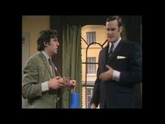 This Monty Python sketch 'Merchant Banker' is hilarious.