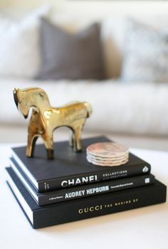 Fashion books: http://www.stylemepretty.com/living/2015/02/19/the-most-fashionable-coffee-table-books/