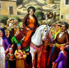 I am kurdish and this is me