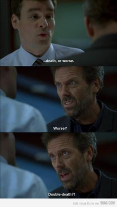 i love dr house