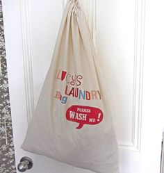 Take a laundry bag to separate clean and dirty clothes.