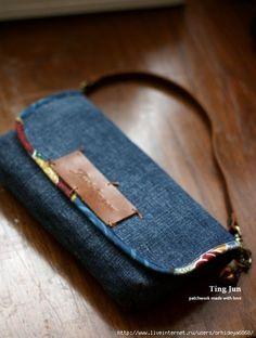 pattern for this little handbag