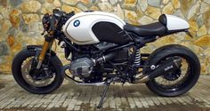 BMW R NineT by Marcos Free kustom cycles