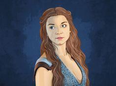 Margaery Tyrell – schön und gefährlich wie eine Rose