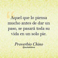 20 proverbios Chinos para pensar - Taringa!