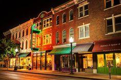 Doug Vaughn-Main Street | Downtown Franklin, TN