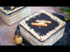 Dessert Boxes, Box Cake, Foods To Eat, Tiramisu, Oreo, Deserts, Food And Drink, Pudding, Eclair
