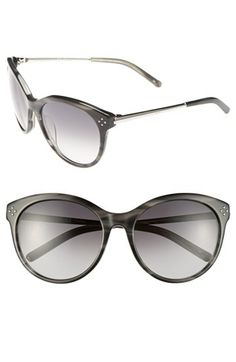 Chloé 'Boxwood' 56mm Sunglasses available at #Nordstrom