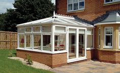 Our Elizabethan conservatory style is a classic, elegant addition to any age or style of home. Add light & room to your home. Get a free quote today!