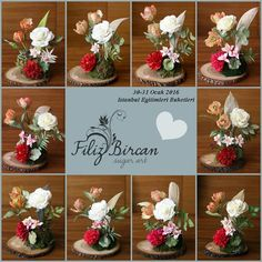 Filiz Bircan'ın hazırladığı şeker hamurundan çiçekler ve pastaların anlatımını bulabileceğiniz ve Eğitimlerini takip edebileceğiniz resmi blogu.
