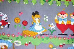 Disney  Character Print Alice  In Wonderland  by beautifulwork, $13.50