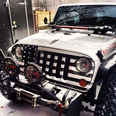 Flag Grill