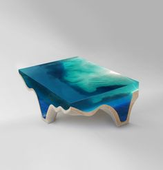 Acrylic Resin, Resin Art, Epoxy Wood Table, Ad Home, Resin Furniture, Island Design, Center Table, Custom Design, Shapes