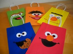 Kids / Prescoolers Treat Bags