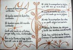 Los cartapacios poéticos. Experiencia de arte y lectura del IES Salvador Victoria