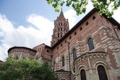 basilique Saint - Sernin