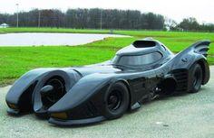 1989 Chevrolet 1989  The 'Batman Returns' Batmobile
