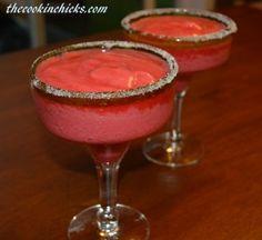 DSC_0018 (2)Raspberry, Peach or strawberry Margarita