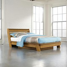 Sauder Soft Modern Queen Platform Bed  alternate image