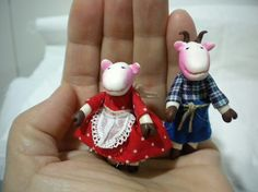 Miniaturas de Inés Moreno miniaturines